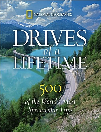 500 Drives of a Lifetime