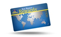 BWI Rewards Card