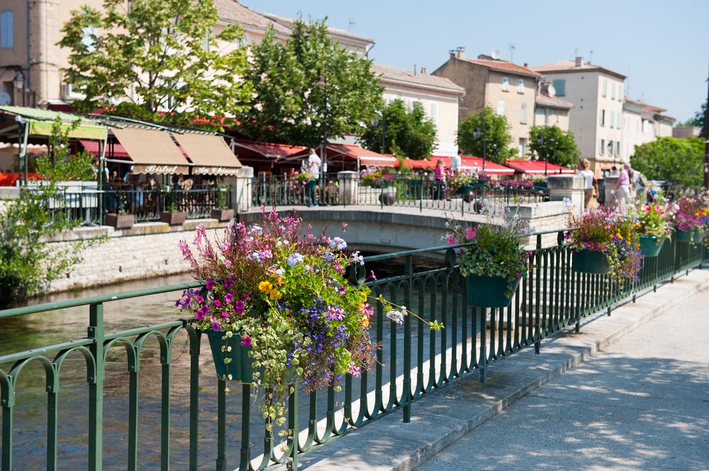 Lisle sur la sorgue, France