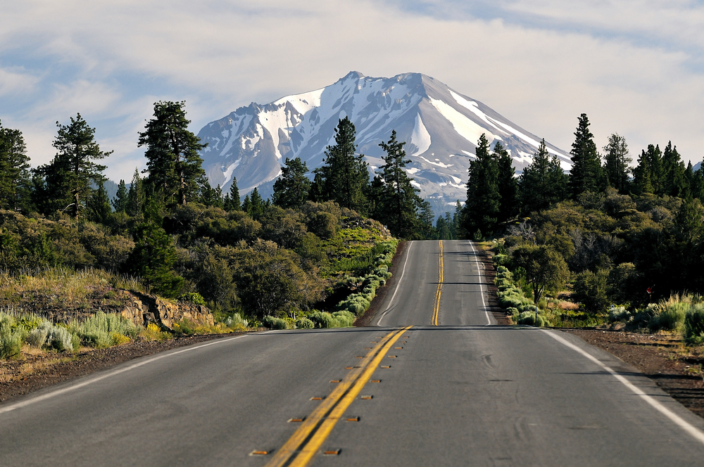 Mount Shasta Road Trip