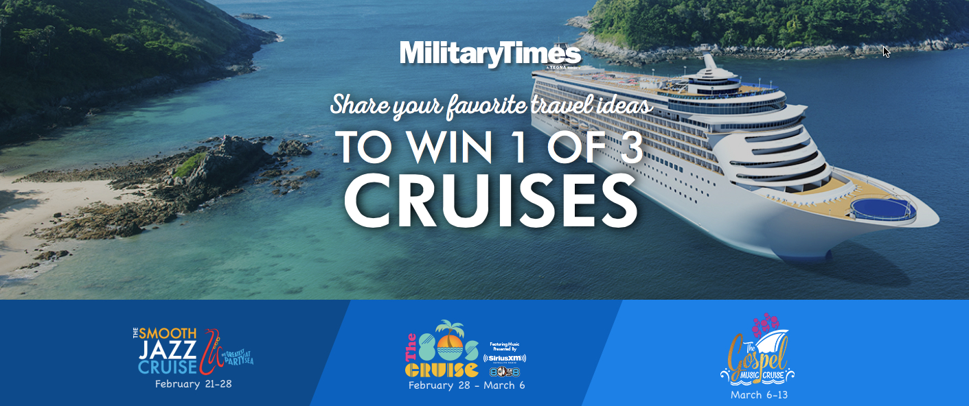 Military Waypoint Travel Contest