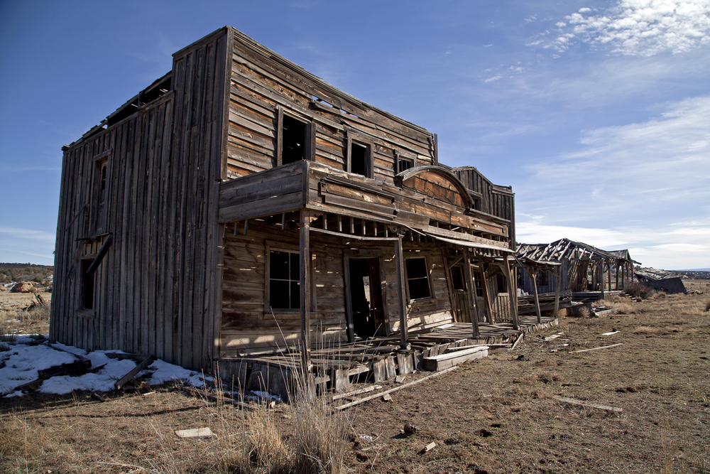 Ghost Towns Colorado Road Trip