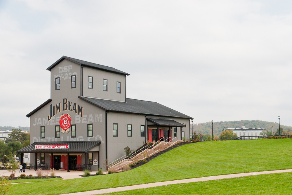 kentucky bourbon trail road trip